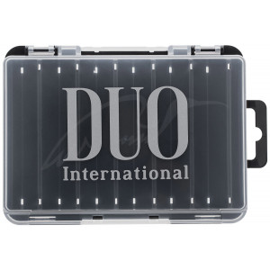Коробка DUO Reversible Lure Case D86 Pearl Black/Clear