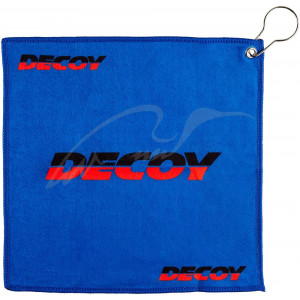 Полотенце Decoy фирменное 30х30cm